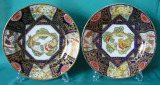 A Pair of Early Coalport Porcelain plates c.1800-1805