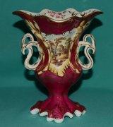 A Samuel Alcock Porcelain Vase c.1835