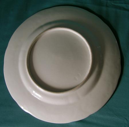 Coalport plate mark