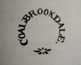 Early Coalport mark c.1805
