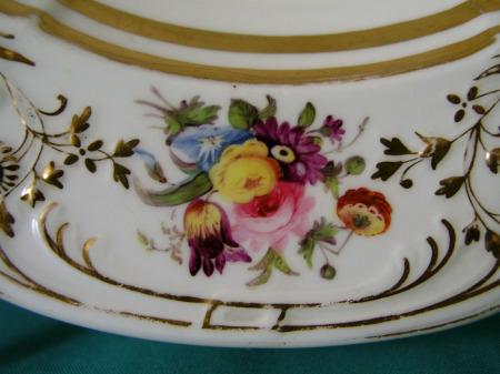 Davenport armorial bowl 1
