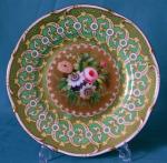 Davenport cabinet plate c.1835