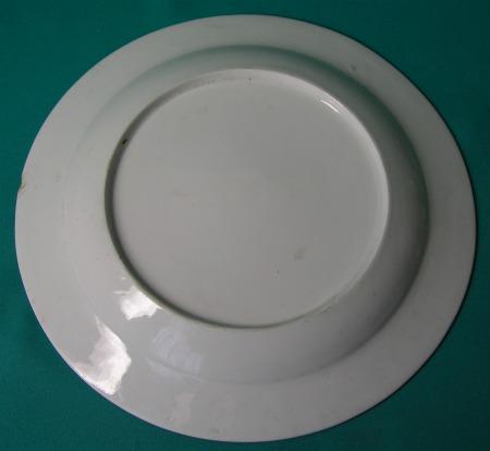 A Rare Derby Porcelain Plate C 1770