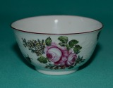 London Decorated James Giles Porcelain Teabowl c.1755-65