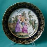 A Meissen Cabinet Plate