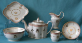 New hall teaset patt. 167 c.1785-90