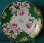 A Ridgway plate c.1820-30