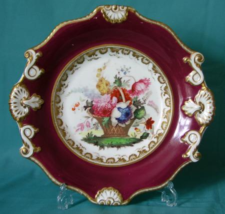 Ridgway dish c.1835