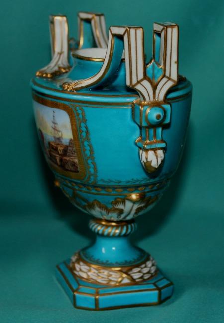 A 19th Century Sevres Porcelain Vase