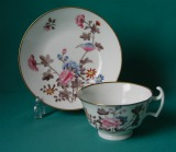 A Swansea Porcelain Cup and Saucer,