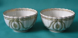 Two Worcester Tea bowls c.1775