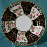 An Early 19th Century Derby Porcelain Plate c.1820