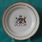An Early Coalport Armorial Plate c.1805-10