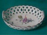 A Hochst Porcelain Basket c.1760