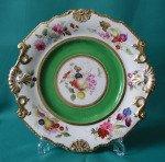 A Machin Porcelain Dessert Plate c.1825