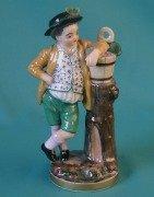 A 19th Century Niderviller Porcelain Figure
