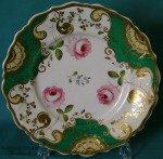 A Ridgway plate c.1820-30